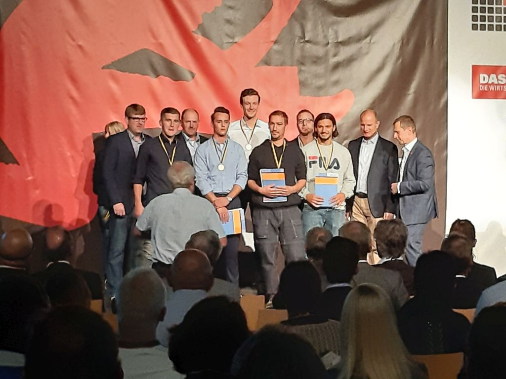 24.09.2019 - Lossprechungsfeier Herbst 2019 Stuttgart ...
