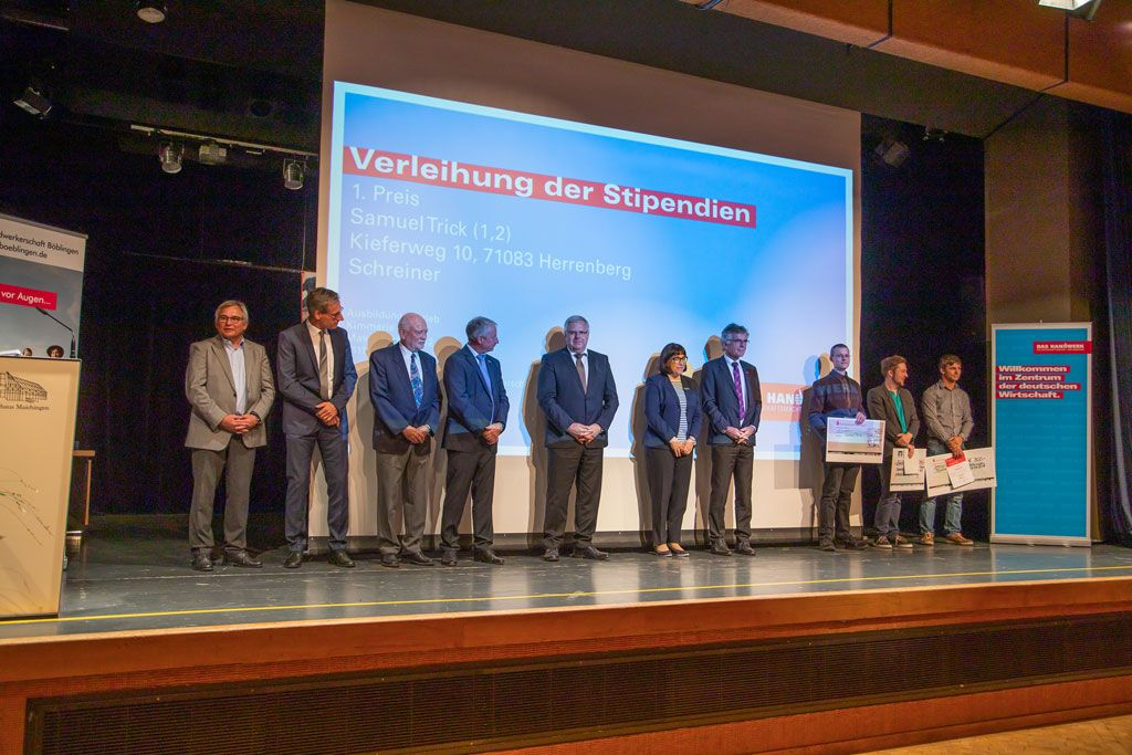 23.09.2019 - Lossprechungsfeier Herbst 2019 Böblingen ...